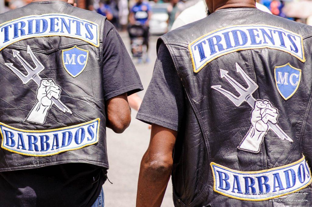 Tridents MC jackets.