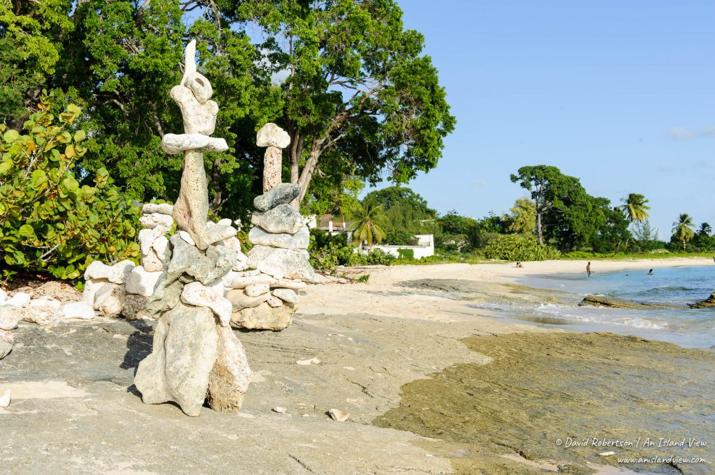 Paradise beach, Barbados.