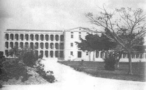 Glendairy prison.